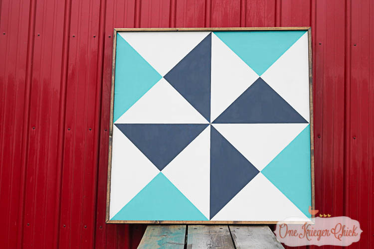 Barn Quilt Diy Kansas Living Magazine