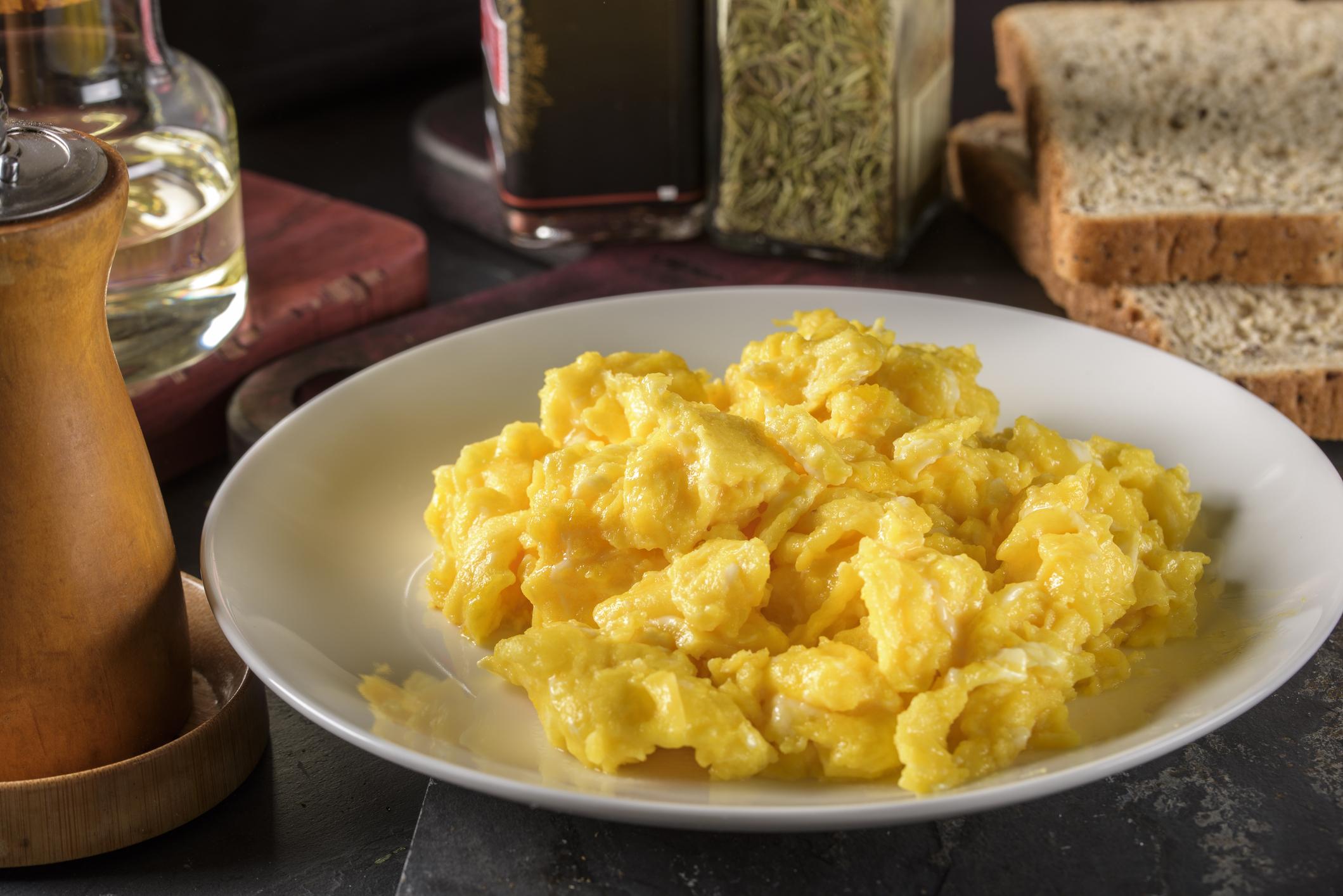 Kids a Cookin': Scrambled Eggs  Kansas Living Magazine