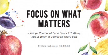 Focus On What Matters: Health & Nutrition Ebook | Kansas Living Magazine | Kansas Farm Bureau