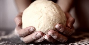 White or Wheat Dough