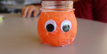 Halloween Bright Pumpkin