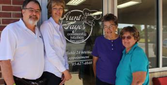 Aunt Faye's Community Kitchen