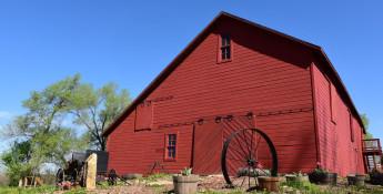 lamborn barn repaired