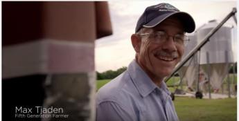 Kansas farmer