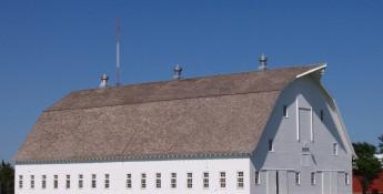 Prairie Museum Barn