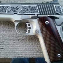 Troy Flaharty pistol