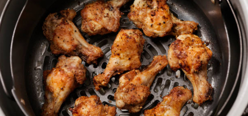 wings air fryer
