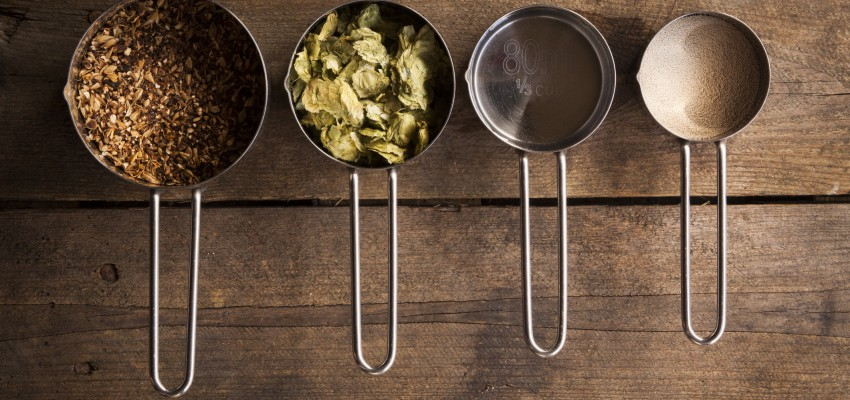 craft beer ingredients