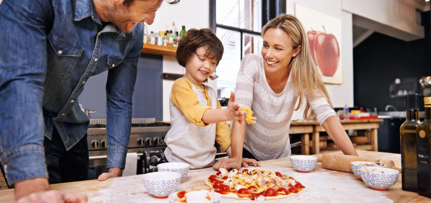 Family Pizza Night