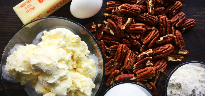 ice cream with pecans