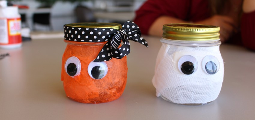 Halloween Brights Kids Craft