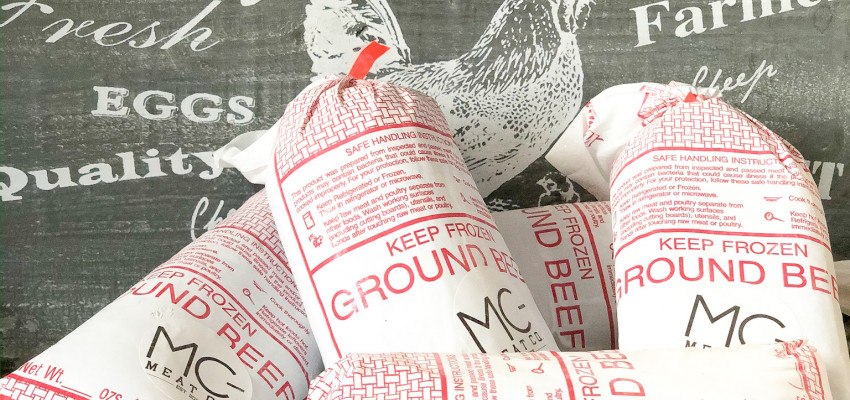 MCMeatCo ground beef