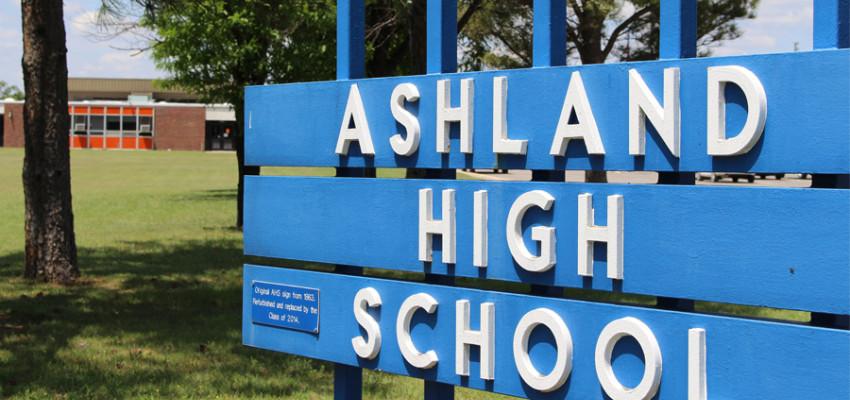 Ashland High School Feeding the Future