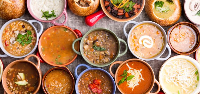 multiple soups