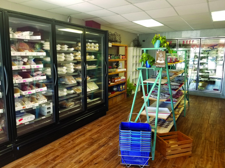 Heritage Meats Store