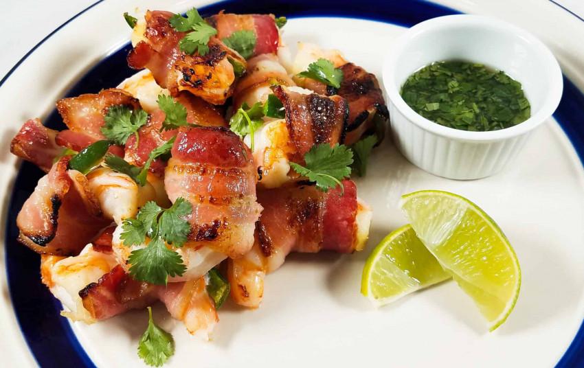 Jalapeno Stuffed Shrimp