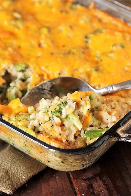 broccoli-rice-casserole