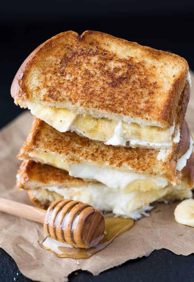honey-banana-grilled-cheese