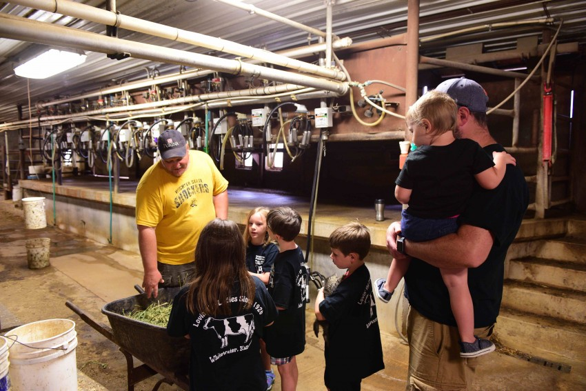 Dairy Farm Education