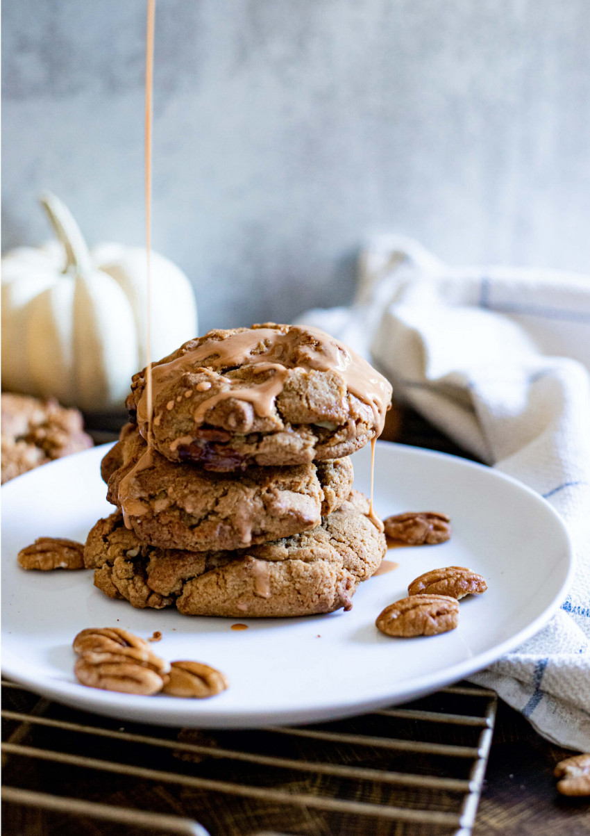 Pecan Pie Cookie