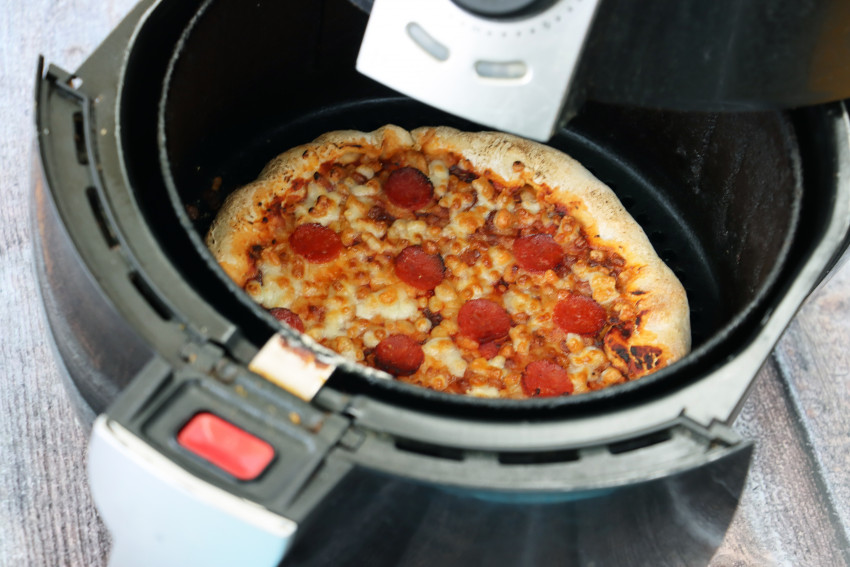 Pizza in the Air Fryer