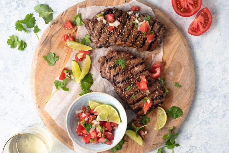 grilled-balsamic-steak