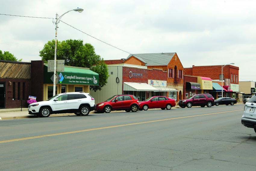 Oakley Main Street
