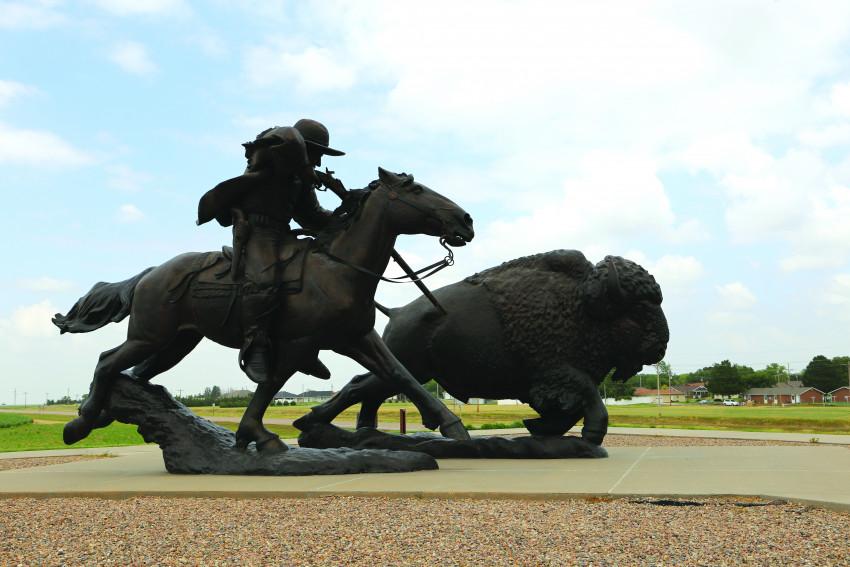 Buffalo Bill in Oakley