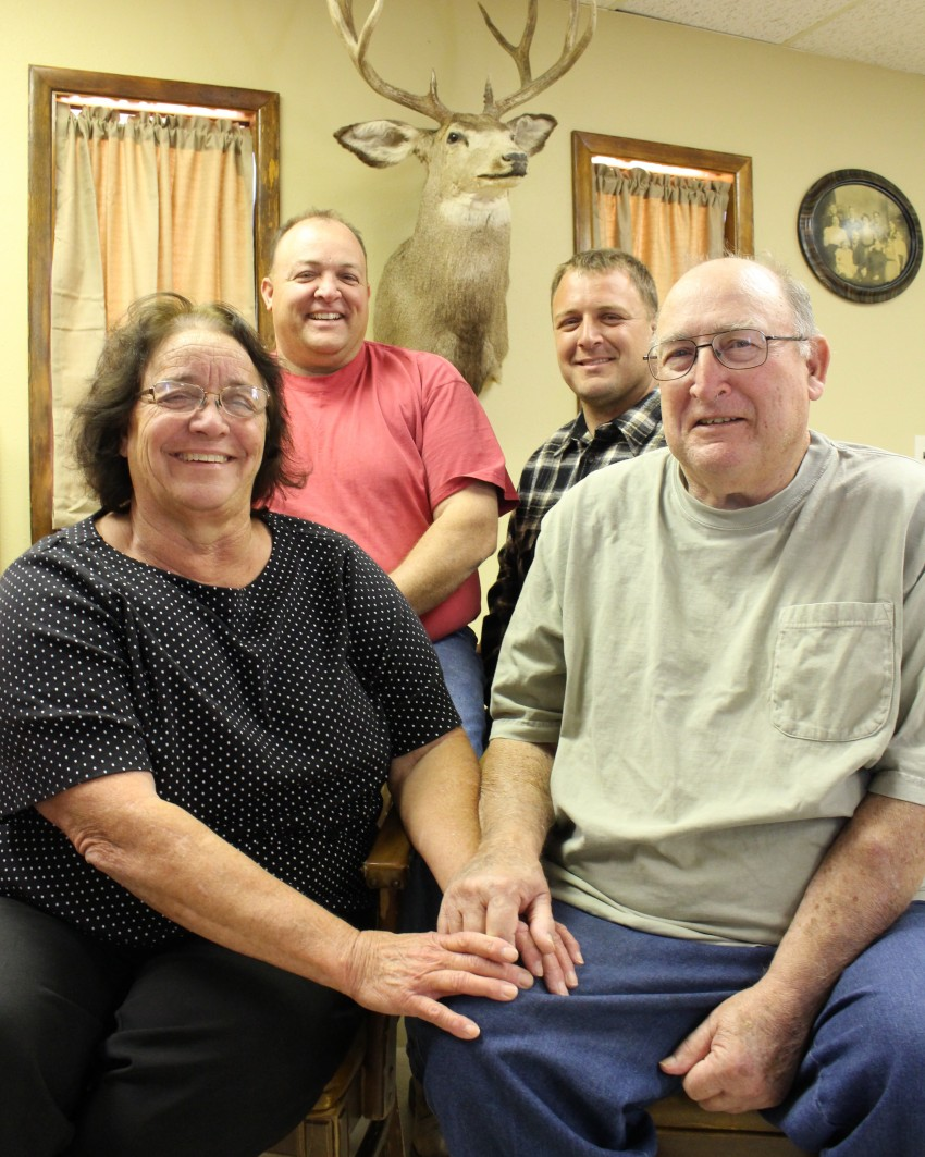 The Bigge family provides a one-of-a-kind hunting experience on Bigge Farm.