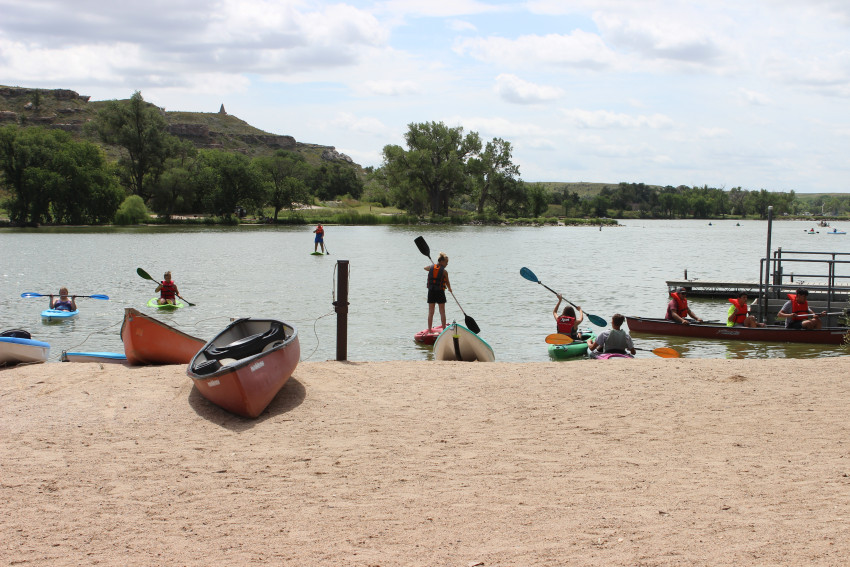 lake scott_kayaks