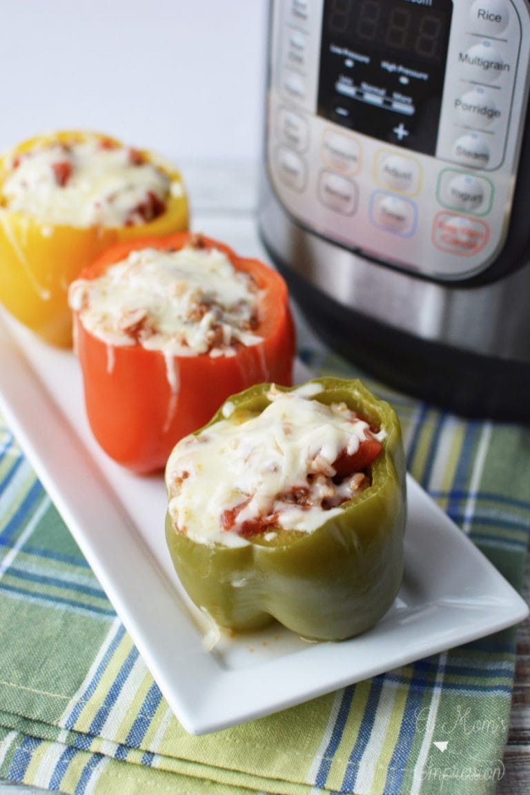 Stuffed Peppers with Sausage