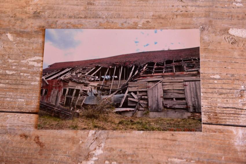 Lamborn farm in disrepair