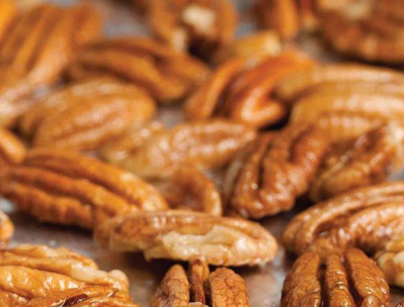 Pecan Honey Butter Harvest Snack Mix