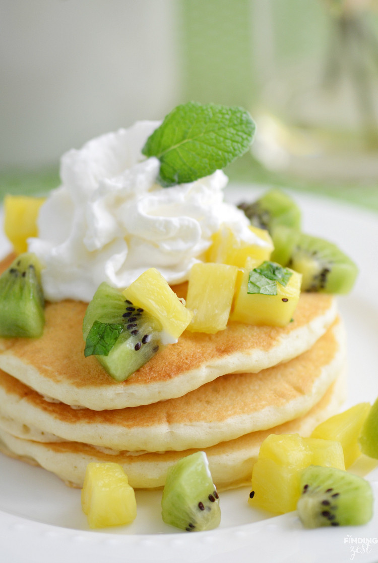 st-patricks-day-pancakes-with-fruit-salsa