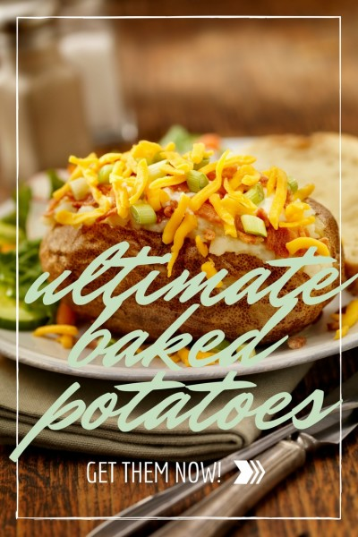 The ultimate baked potatoes are here