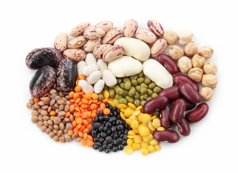 various beans