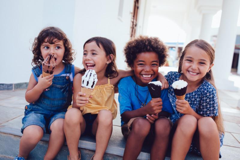 Ice Cream Friends