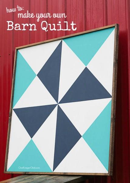 On The Barn Quilt Trail Kansas Living Magazine