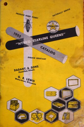 1952 Beeware Catalog