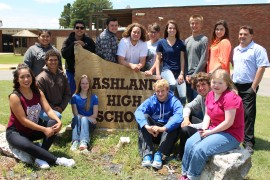 Ashland High School Students