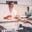 customer at butcher counter