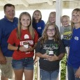 Slechter family on front porch