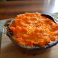 sweet potato shepherds pie
